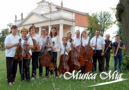 "Das Ensemble ""Musica Mia"" aus Ludwigslust"