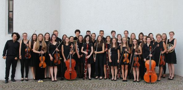 "Das Jugendorchester ""Carpaccio"" aus Südtirol"